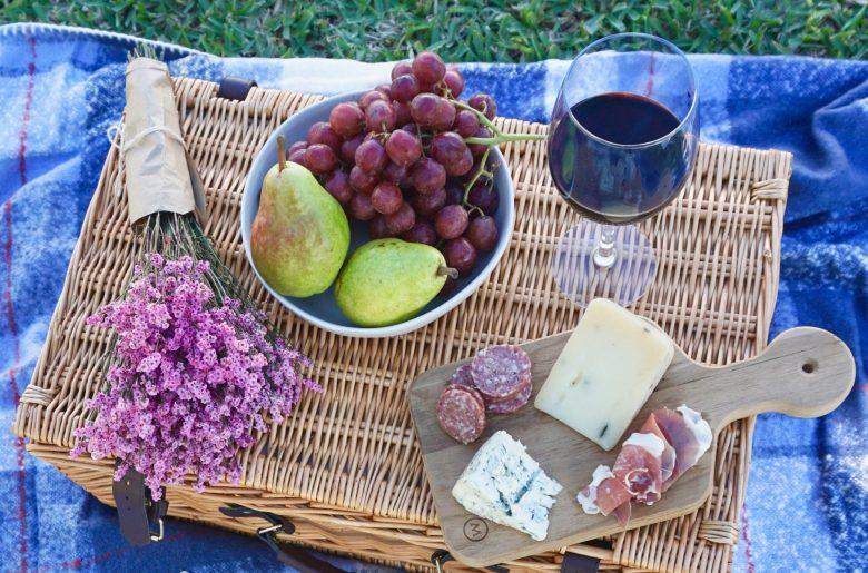 Italian Picnic Ideas and Wine Pairings
