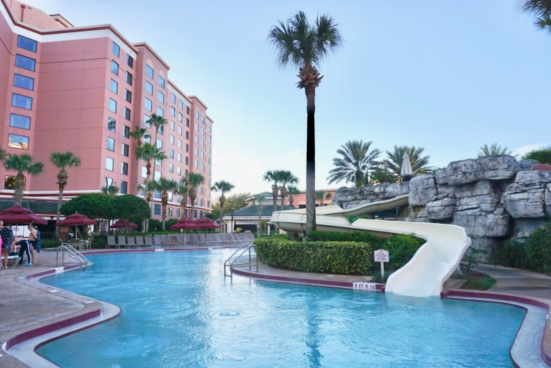 Orlando Family Getaway At Caribe Royale All-Suite Hotel