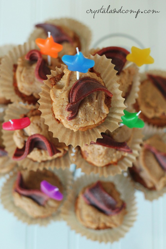 Birthday Cupcakes for Dogs and lots of ideas and recipes to celebrate your dog's birthday