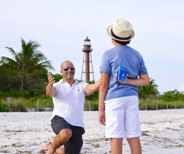 Tips for Celebrating Father's Day at the Beach