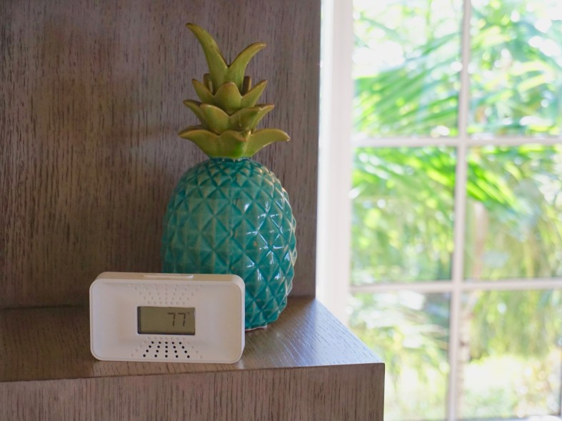 Portable CO Alarm Gives You Peace of Mind While Traveling