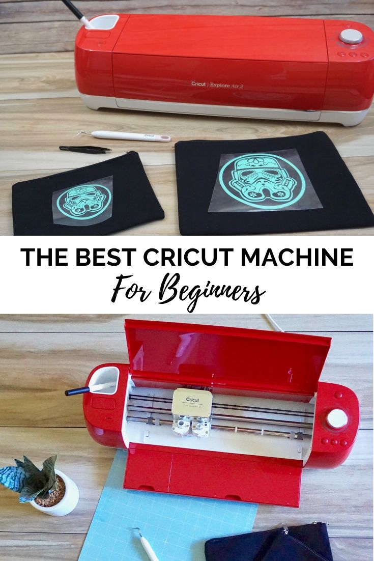 The best Cricut machine for beginners