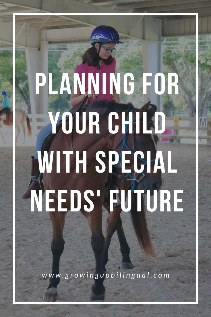 Planning for Your Child with Special Needs' Future