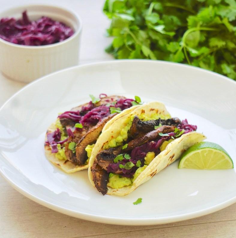 best vegan mushroom tacos