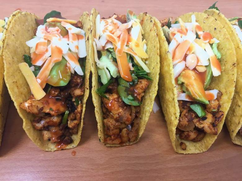 Vegan Tempeh Tacos and other amazing vegan taco recipes