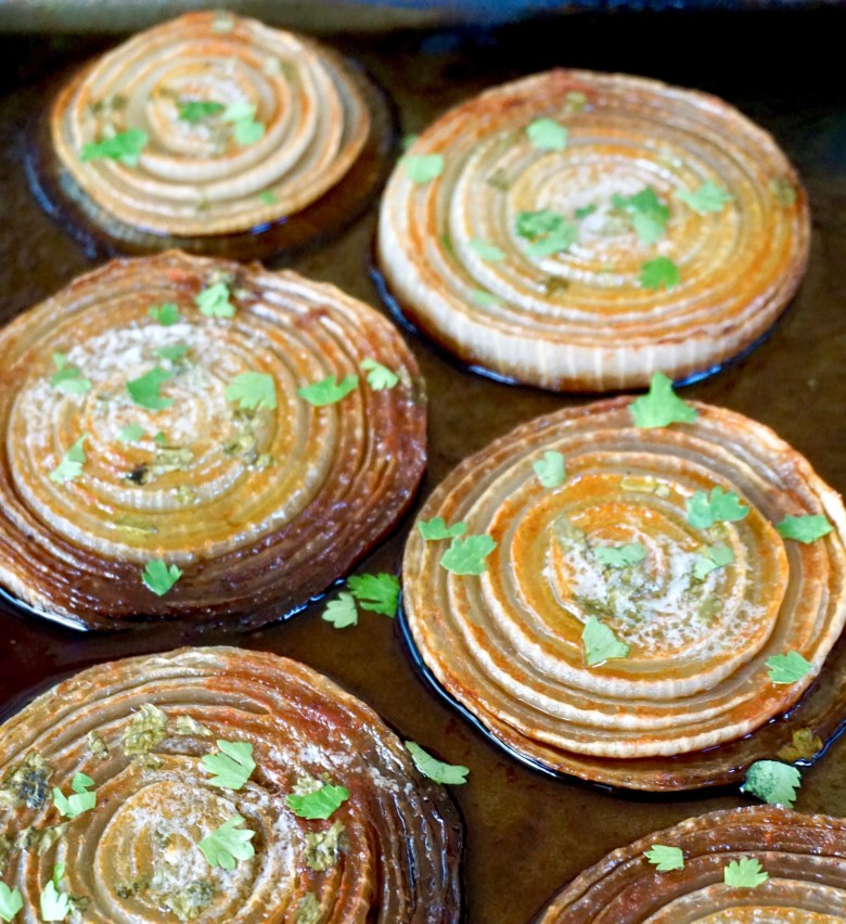 How to make slow-roasted onions