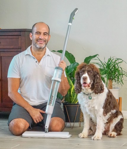 Cleaning Tips for Families with Pets