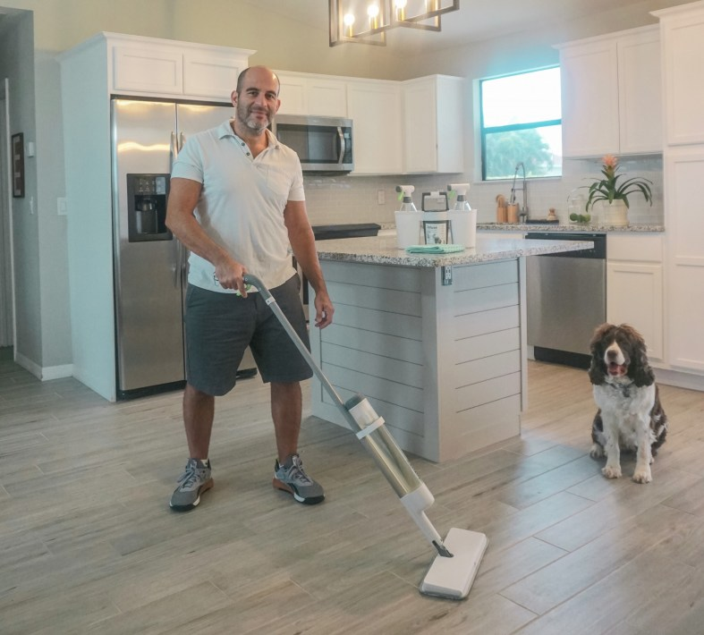 Cleaning tips for safely cleaning up pet messes
