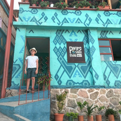 Best things to do with kids in lake Atitlan