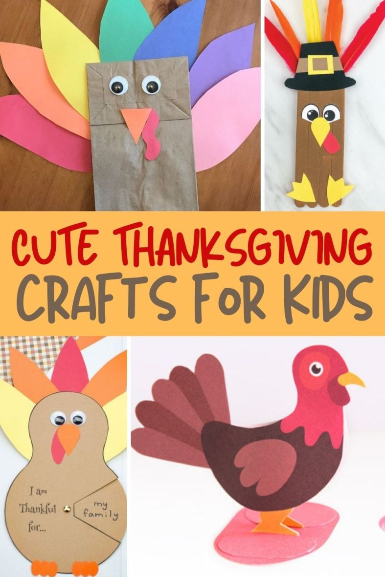 best thanksgiving craft for kids