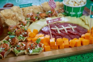 Easy Football Snacks for the Big Game