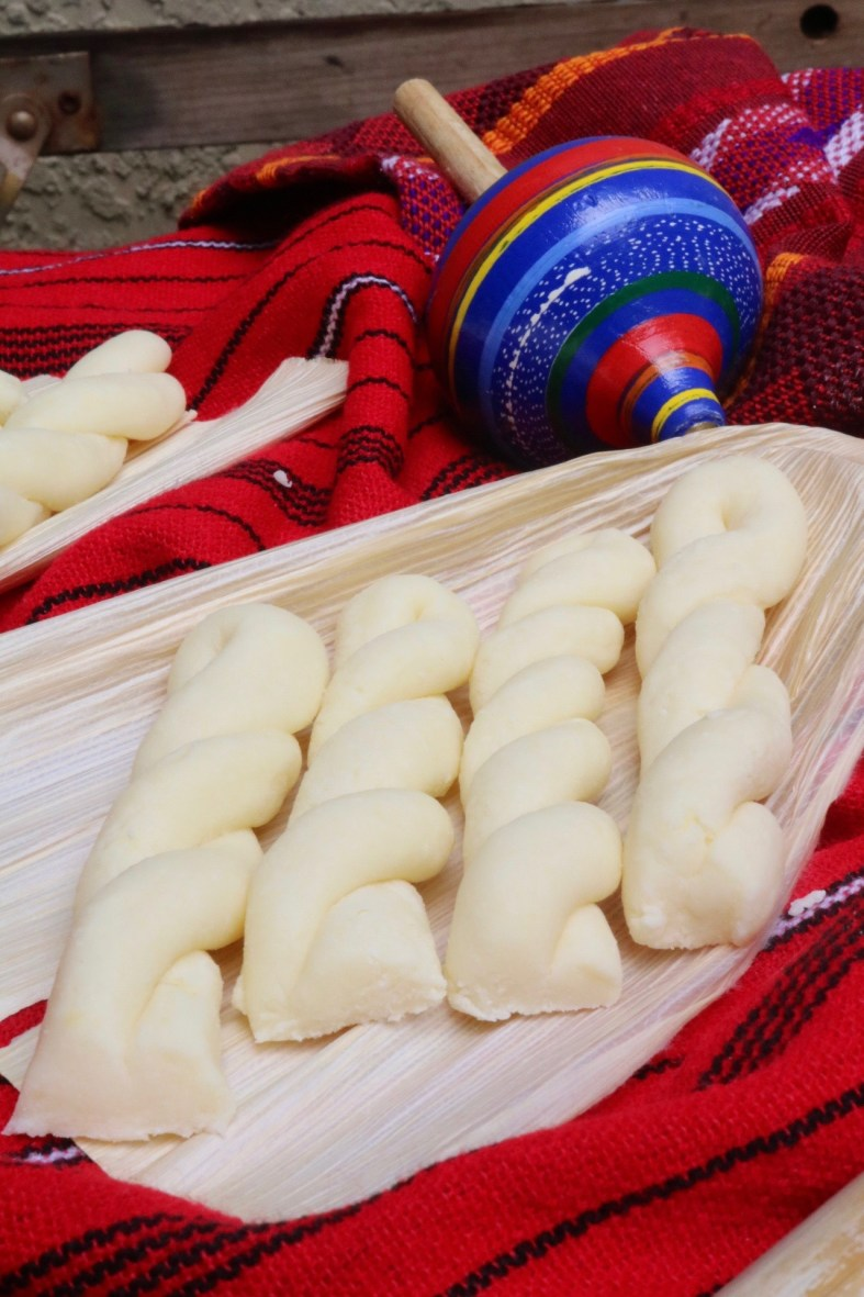 The best recipe for Guatemalan canillitas de leche, easy and quick Guatemalan dessert recipe