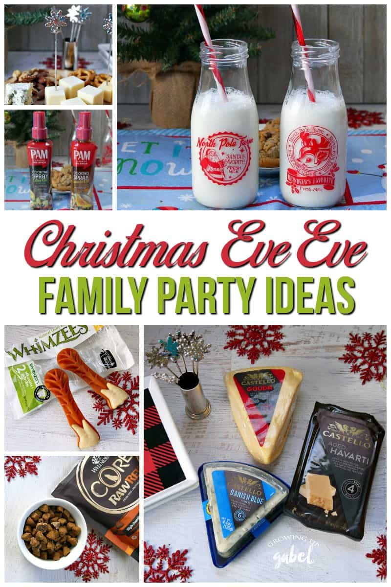 Christmas Eve Eve Party Ideas For Families