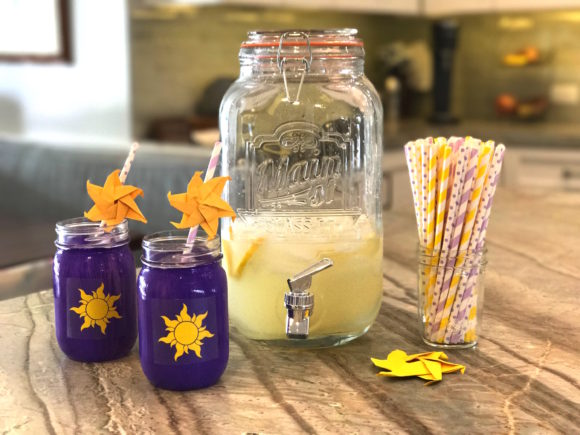 Disney's Tangled: The Series DIY Craft