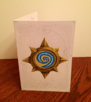 Hearthstone card 2
