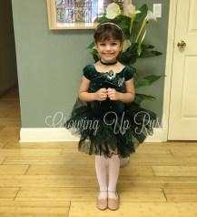 Last preschool dance recital