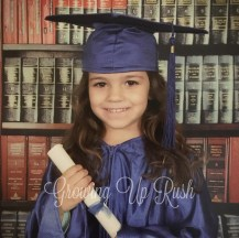 Preschool graduation.