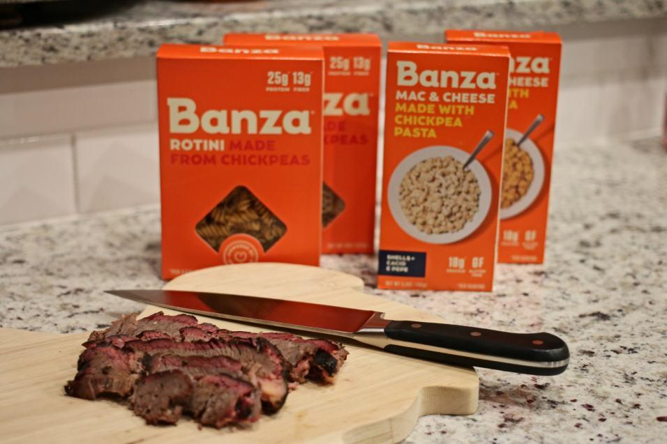 2018 Banza Pasta