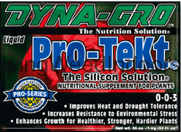 silicon supplement for growing weed