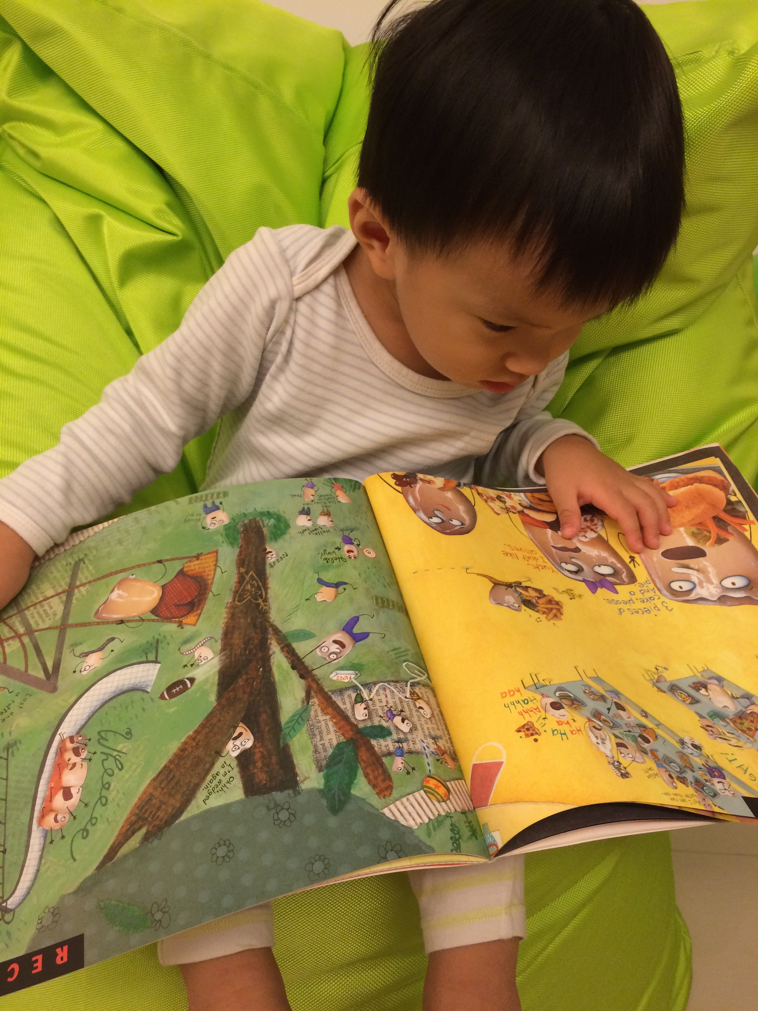 Friday Flips 21 Books To Prepare Children For Their