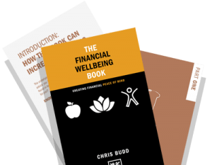 The Financial Wellbeing Book by Chris Budd.