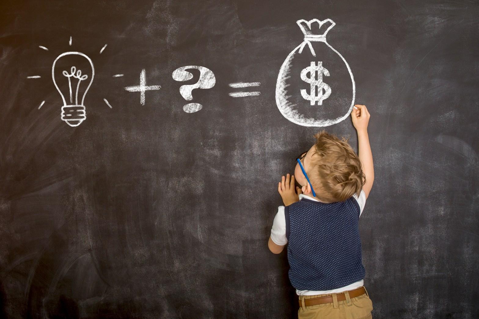 Money problems, knowledge and habitudes