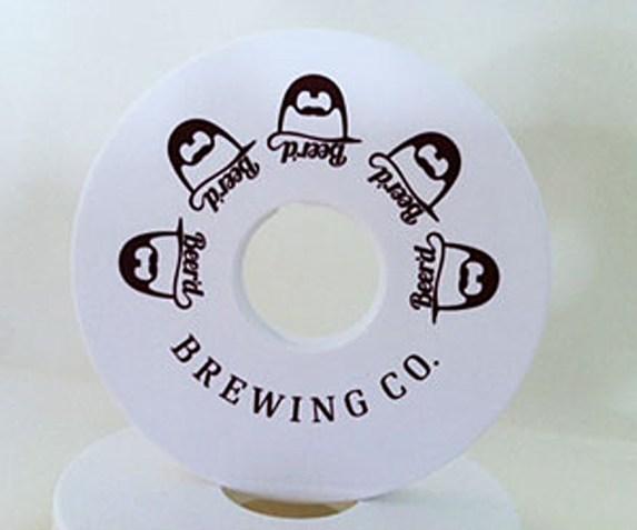 Beer Growler Collar