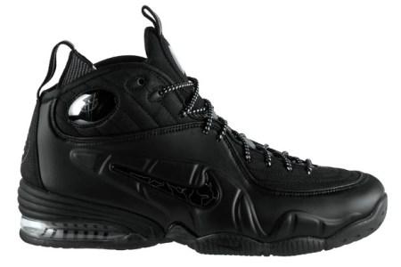 Nike Air 12 Cent - Black  Silver