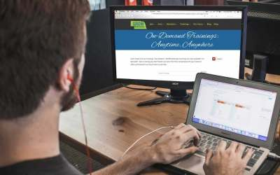 REAP Sends Businesses to GROW for Online Marketing Training