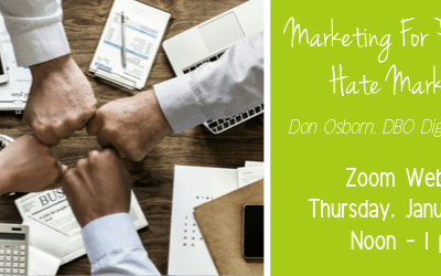 FREE T3 Training | Marketing For People Who Hate Marketing