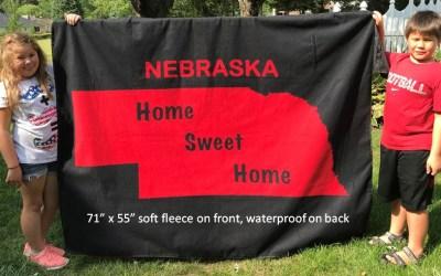 Since 2018, GROW Nebraska® Member Sells Over 2,000 Blankets