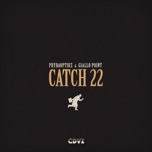 Premiere: Giallo Point & PhybaOptikz - 'Catch 22' +