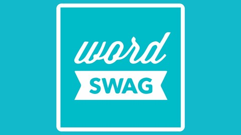 word swag banner | the tools I use for my business and youtube channel