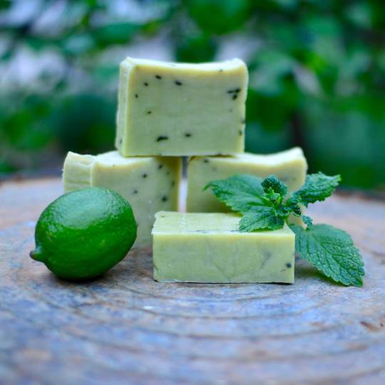 GrowRVA - Just Bee Kind Mojito Soap