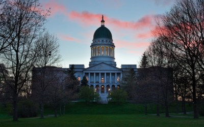 """GrowSmart Maine testifies in favor of LD 805: """"An Act To Streamline the Municipal Review Process When Dividing a Structure into 3 or More Dwelling Units and To Amend the Process for Recording Subdivision Variances"""""""