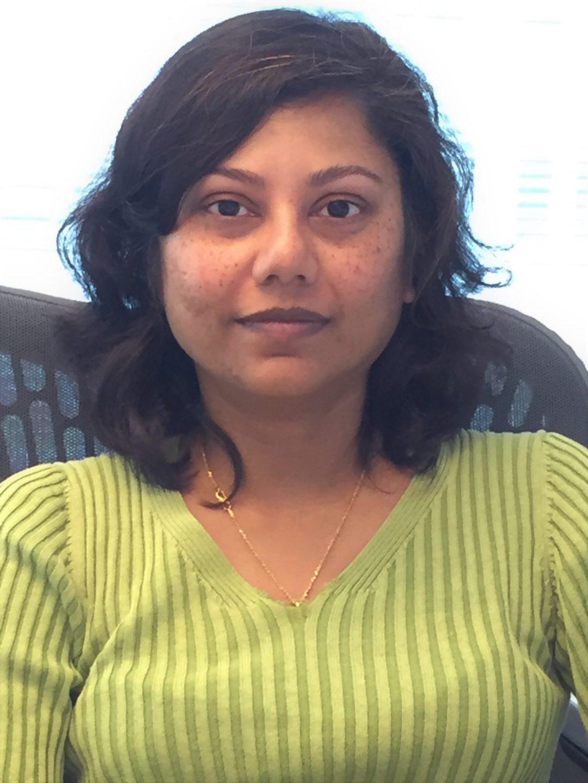 Devashree Saha Headshot