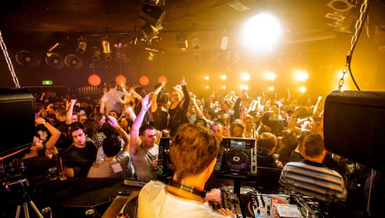 clubbing Europa amsterdam grow sound magazine