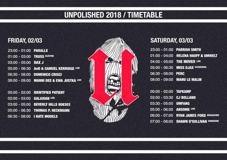 Unpolished Festival