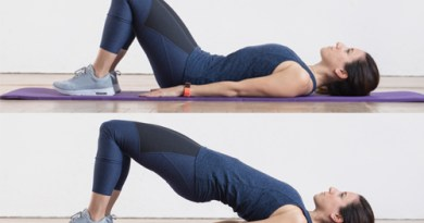 Height Increasing Stretch Exercises The Bridge
