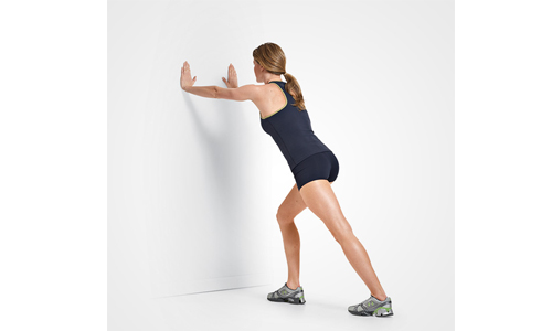 Height Increasing Stretch Exercises Wall Stretches