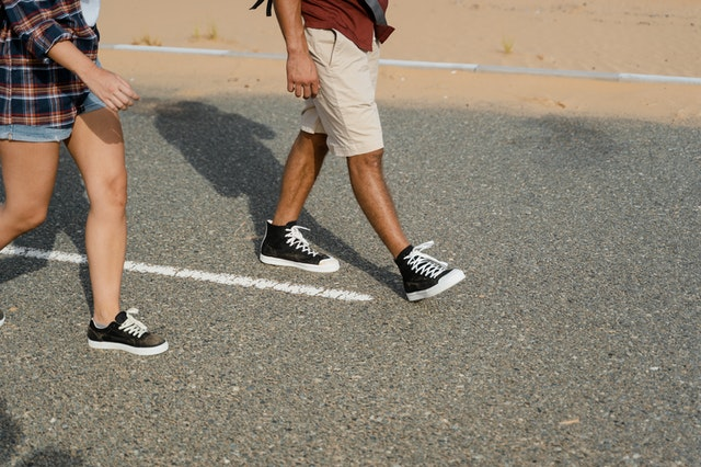 Why walking can increase your height and make you taller