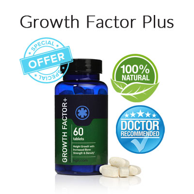 Growth Factor Plus Offer