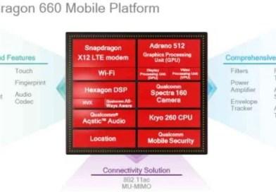 Snapdragon 660 Mid Range Mobile Processor