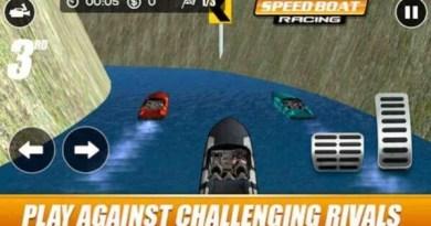 Speed Boat Racing 2018