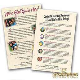 Church Leaflets