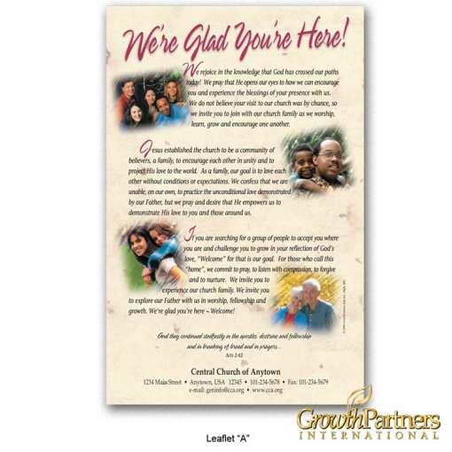 Church Leaflet A