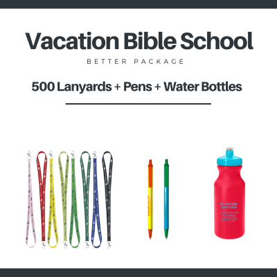 VBS Better Package 500