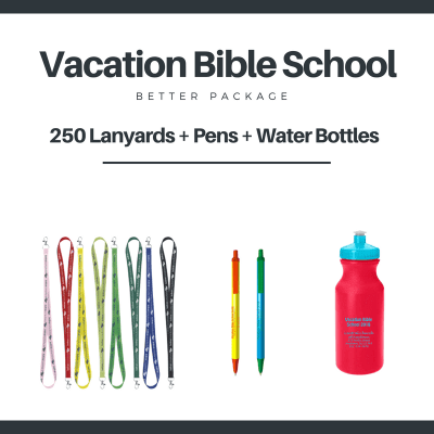 VBS Better Package 250