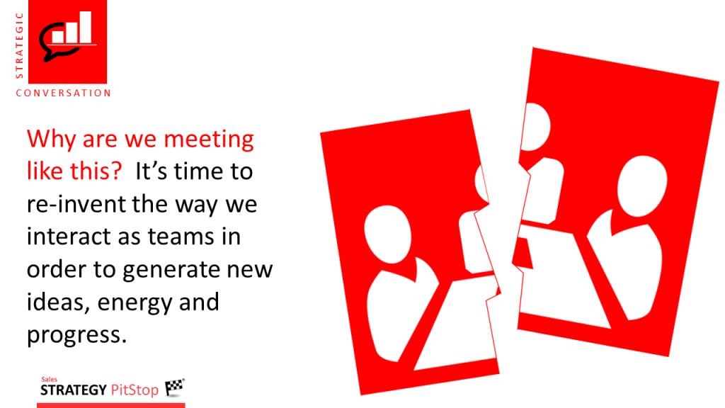 reinventing team work