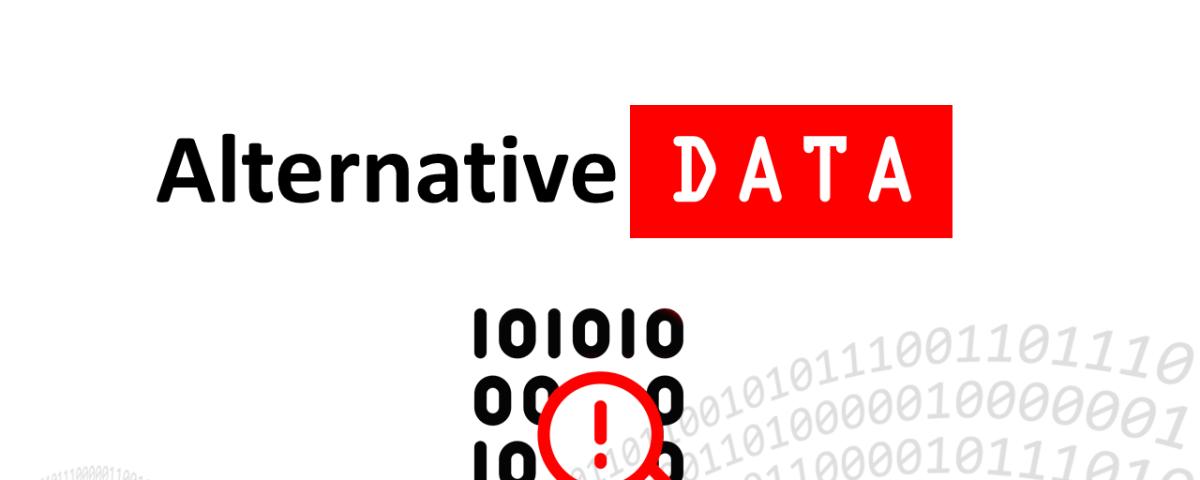 Alternative Data by Pitstop Analytics platform